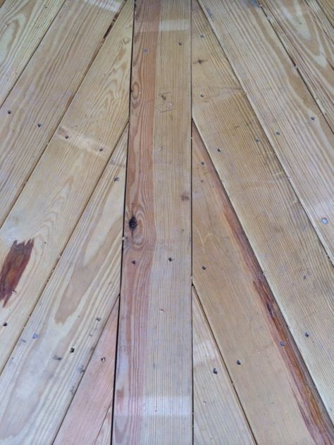 6 22 14 Close Up Of Deck My Guys Did A Great Job On The Details Of The Deck Hardwood Wood Hardwood Floors