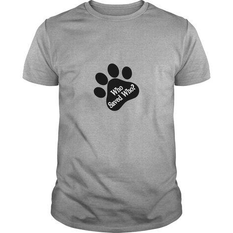 Proud Dog Paw Furry Adult Womens Long-Sleeved Tshirt