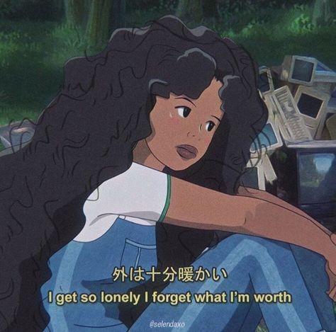 Black Cartoon Characters, Black Girl Cartoon, Black Girl Art, Black Women Art, Art Girl, Fictional Characters, Cartoon Profile Pictures, Cartoon Pics, Cartoon Art