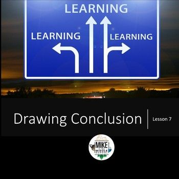 Science Drawing Conclusions Editable Powerpoint Lesson 7