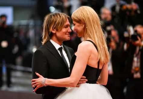 Nicole Kidman and Keith Urban - The Most Stylish Celeb Couples on the Cannes Red Carpet - Photos