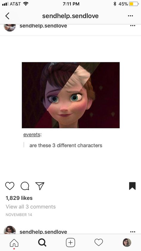 Stop making all the female characters have the same exact face!<< you realize they are related right? Mom and two daughters...