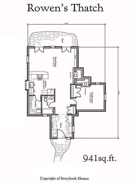 storybook cottage house plans very cool website for small house plans i love this design i would want less of a castle feel but i love the layo