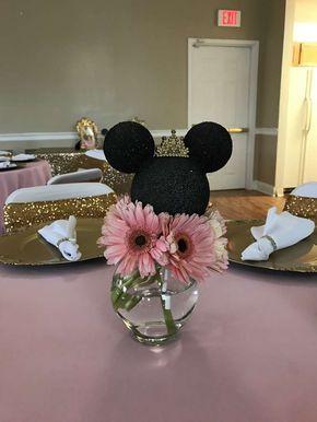 Minnie Mouse Birthday Party Ideas in 2019 | LIST | Minnie