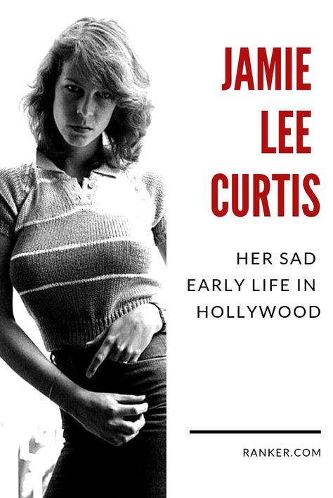 A look at Jamie Lee Curtis' family life! Facts about Jamie Lee Curtis growing up. Did you know that Jamie Lee Curtis is the daughter of Janet Leigh and Tony Curtis, two of the most famous and beloved actors? Jamie Lee Curtis' childhood was overshadowed by her parents' careers #Celebrities #Hollywoodlifestyle #Childactors