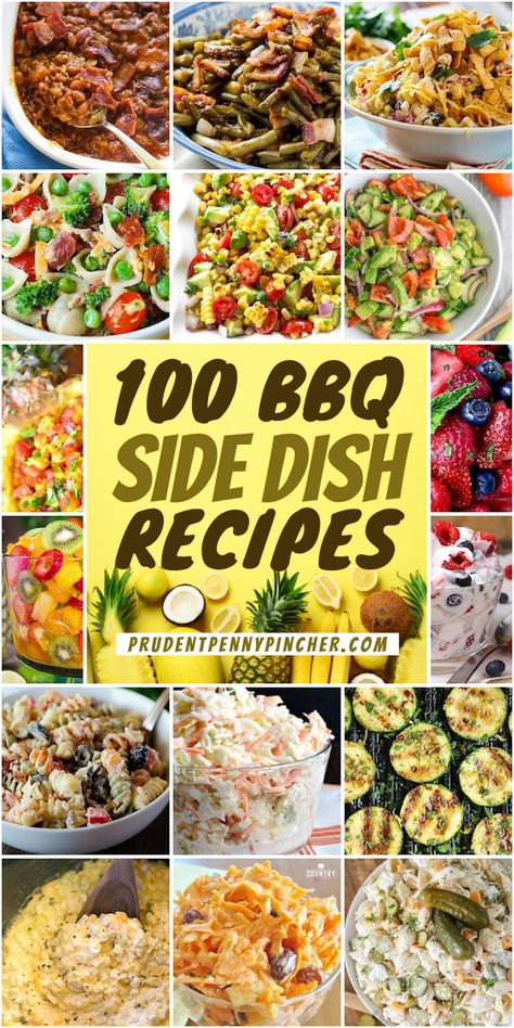 Side Dishes For Bbq, Summer Side Dishes, Vegetable Side Dishes, Side Dish Recipes, Egg Recipes, Summer Grilling Recipes, Summer Recipes, Tailgating Recipes, Barbecue Recipes