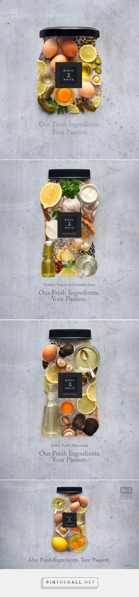 How to Creatively Package Sauces by Jade Moyano via Trendland curated by Packaging Diva PD. One of the most creative packaging designs and advertising campaigns I've seen lately.