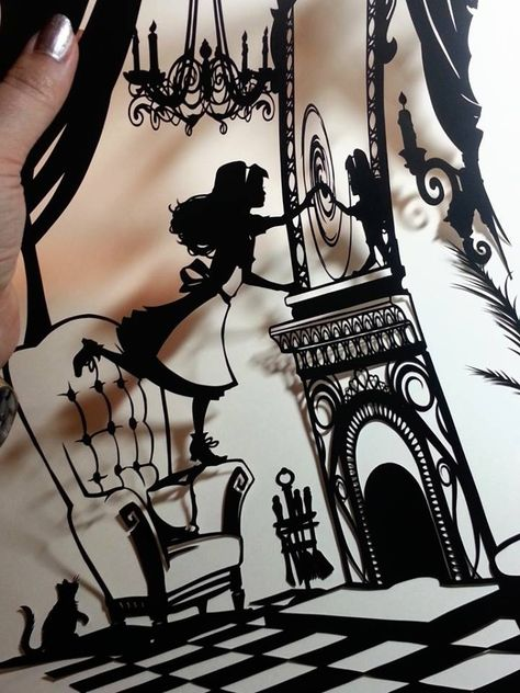 Paper Panda #Alice #Wonderland