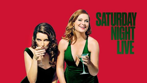 Saturday Night Live: Tina Fey and Amy Poehler with Bruce Springsteen Bumper Photos Photo: 2581936 - NBC.com