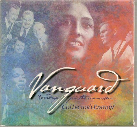 P22 Cezanne on Vanguard Collector's Edition CD Box