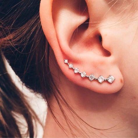 😍Dipper Hook Stud Earrings