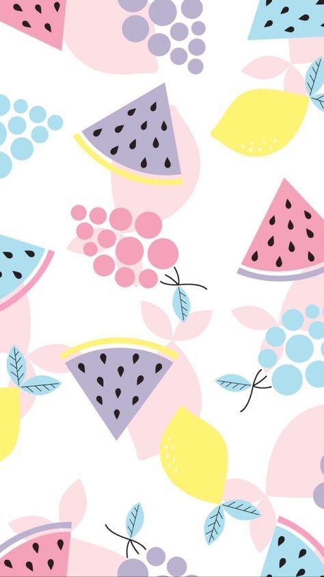 35 Super Ideas For Wallpaper Summer Paradise Palm Trees Watermelon Wallpaper Pretty Wallpaper Iphone Pretty Wallpapers