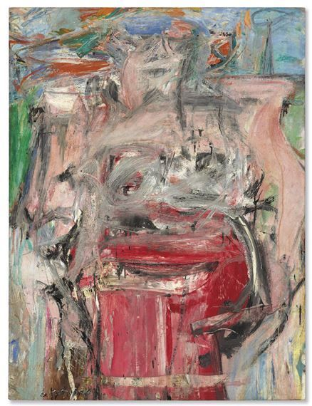 The Most Expensive Paintings At The 2018 New York Auctions De Kooning Expensive Paintings Willem De Kooning Most Expensive Painting