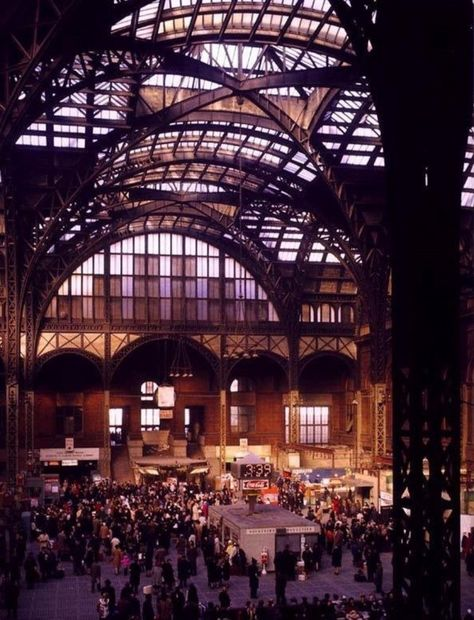 Penn Station Demolition New York Ny Citynoise Org Penn