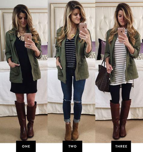 Herbstmode-Trends: Erschwingliche Mode-Inspiration A la mode vert