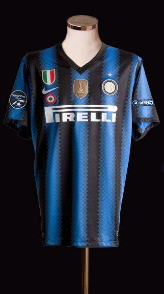 Inter De Milan 2010 11 Home Wolle Kaufen