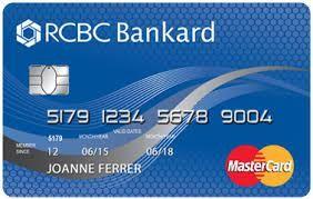 Rcbc Credit Card Login Cash Rebates Credit Card Deals Credit