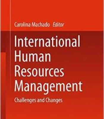 International Human Resources Management Pdf Human Resource Management Resource Management Human Resources
