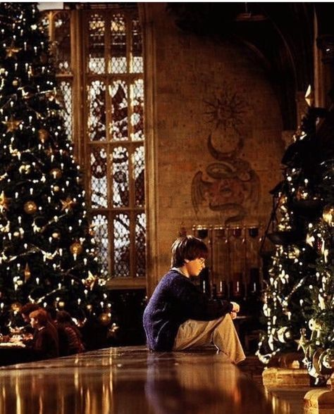 Wall Paper Christmas Harry Potter 51 Ideas Harry Potter Christmas Harry Potter Christmas Scene Hogwarts Christmas