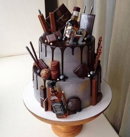52 Ideas Birthday 30th Cake Ideas Mens Cake Birthday Cake For