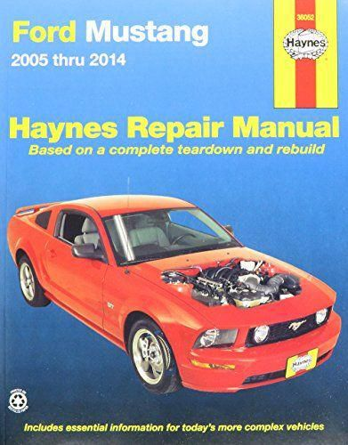 Haynes Publications Inc 36052 Repair Manual Check This Awesome Product By Going To The Affiliate Link Amazon Com At The Ford Mustang Repair Manuals Mustang