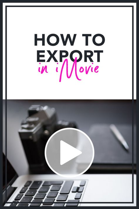 iMovie Editing Tips – You've set up your iMovie project, done some