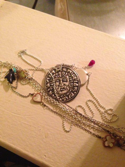 Legends of the hidden temple pendant of life in 999 pure silver legends of the hidden temple pendant of life in 999 pure silver jewelry metalclay artclaysilver 90s aloadofball Gallery