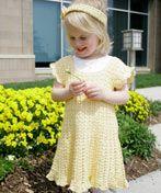 Sunny Day Girl's Dress