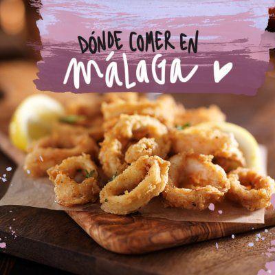 7 Restaurantes Donde Comer En Málaga Bien Y Barato Málaga Restaurantes Donde Comer En Paris