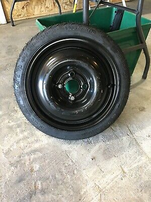 Advertisement Ebay 2009 Chevy Aveo Wheel 14x4 Compact Spare Rim