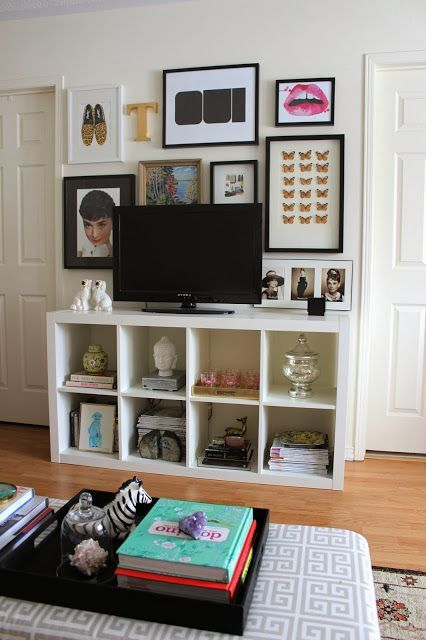 Buying a TV stand for your LED panel is like choosing a cover for your smartphone. If you buy a wrong one, it will most likely ruin the appearance of your TV.  Source: http://www.allworldfurniture.com/