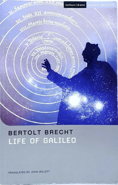 Life of Galileo by Bertolt Brecht Commentary Notes Hugh Rorrison used paperback