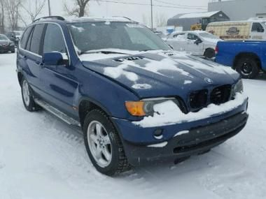 2002 Bmw X5 4 4i Auctionexport Dealers Usedcar Export Import