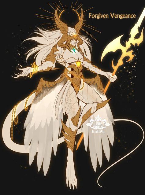 Sin Eater Warrior Of Light