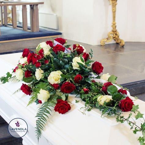 blommor begravning avdragsgillt