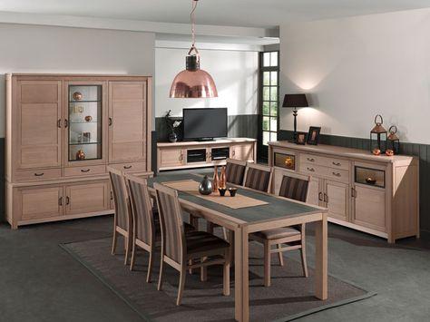 SORPRESA - Une superbe salle à manger, disponible en plusieurs