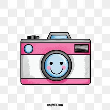 Cartoon Vector Camera Png Camera Fotografica Desenho Camera De Desenho Clipart Png
