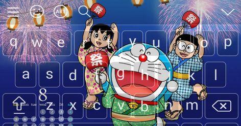 Aplikasi Wallpaper Doraemon 3d Bergerak Hd Anime Wallpapers Doraemon Doraemon Wallpapers