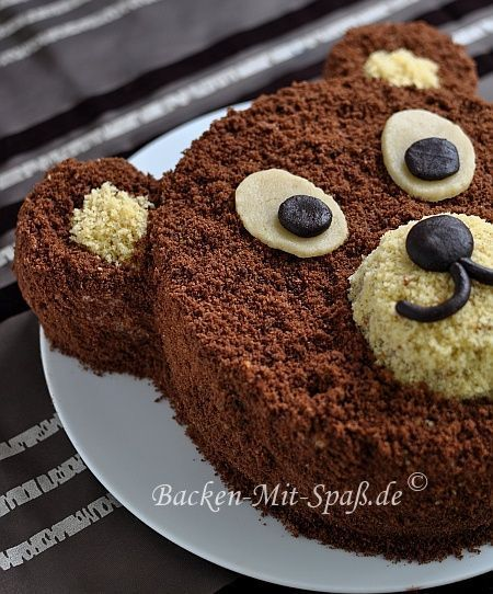 Mocha panforte - funny food – creative food for young and old prepared creatively -