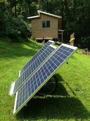 3 Reasons Why Tiny Homes And Solar Power Are A Match Made In Heaven Solar Panels Solar Power House Solar