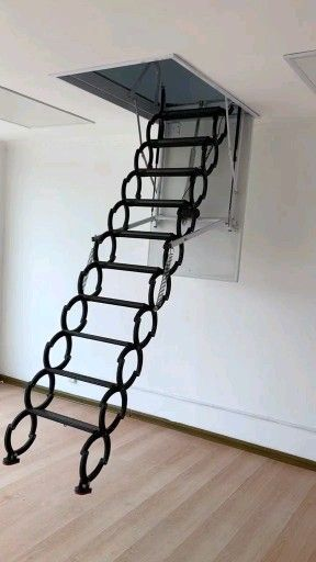 Automatic Staircase Automatic Staircase Images Stock Photos Vectors Automatic Staircase In 2020 Staircase Design Modern Stairs Design Staircase Design
