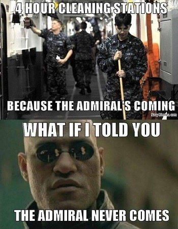 Female Sailors Seem To Be Getting The Hair Regulations Loosened To Allow A More Natural Look Cue The Backlash Among Male In 2020 Navy Humor Navy Memes Military Memes