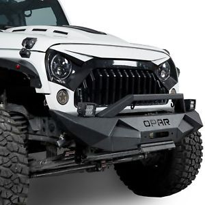 Jeep Jk Rock Crawler Front Bumper Jeep Jeepwrangler Bumpers
