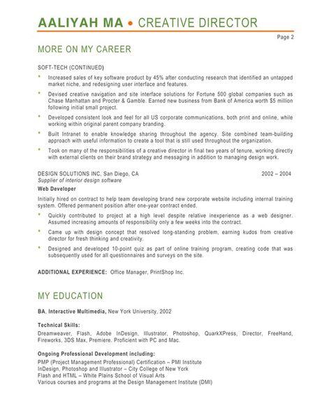 TV Producer-Page2 PRODUCER Resume Pinterest Free resume - game producer sample resume