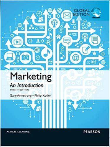 Marketing An Introduction 12th 12e By Gary Armstrong Marketing An Introduction Marketing Pdf Marketing