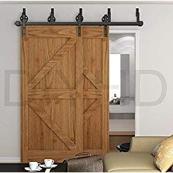 Sliding Barn Doors Diy Sliding Barn Door Ideas For Your Home In 2020 Bypass Barn Door Making Barn Doors Diy Sliding Barn Door
