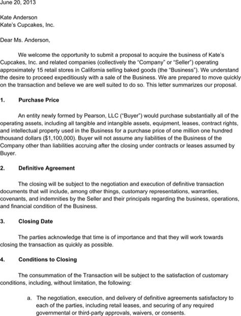Letter of Intent to Purchase Commercial Real Estate template Real - sample commercial lease agreements