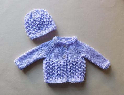 10+ Baby Lace Cardigan Free Knitting Patterns   Baby