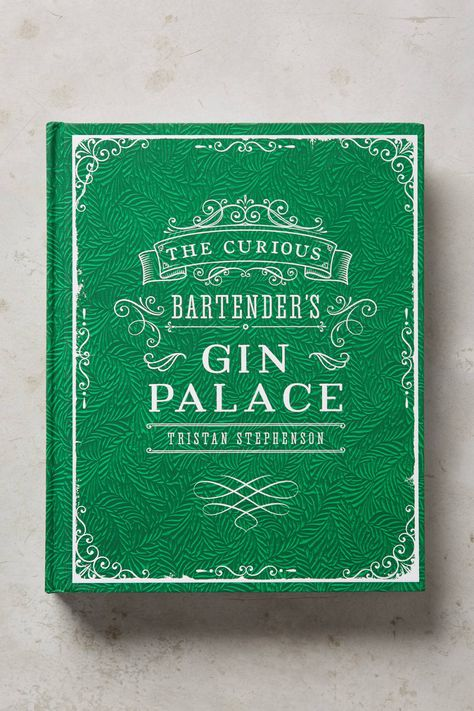 Shop the The Curious Bartender's Gin Palace and more Anthropologie at Anthropologie today. Read customer reviews, discover product details and more.