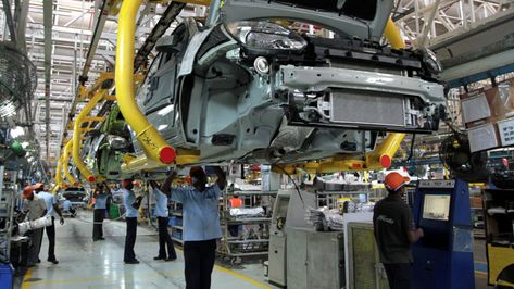Ford Mahindra Close To Announcing Joint Venture In India Joint